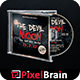 The Devil Moon Music CD Album Artwork Vol. 2 - GraphicRiver Item for Sale