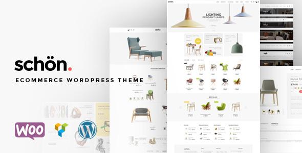Schön – Modern, Clean & Responsive WooCommerce Theme