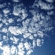 Film Of Blue Sky Background With Clouds - VideoHive Item for Sale