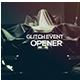 Glitch Media Opener - VideoHive Item for Sale
