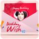 Birthday Wish V2 - VideoHive Item for Sale