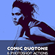 Comic Duotone 6 Photoshop Actions  - GraphicRiver Item for Sale
