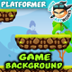 Platformer Game Background 16 - GraphicRiver Item for Sale