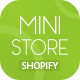 Ministore Multiple Shopify Theme Nulled
