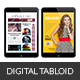 Interactive Digital Tabloid - GraphicRiver Item for Sale