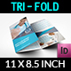 Medical Care Tri-Fold Brochure Template - GraphicRiver Item for Sale