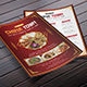 CHINESE FOOD MENU - GraphicRiver Item for Sale