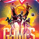 Games 2016 Flyer - GraphicRiver Item for Sale