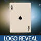Flying Cards Logo Reveal - VideoHive Item for Sale