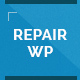 RepairWP - Electronices, Mobile & Computer Repairing WordPress Theme