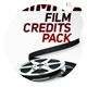 Unlimited Film Credits Pack - VideoHive Item for Sale
