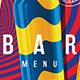 Drinks Menu - GraphicRiver Item for Sale