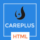 Careplus - HTML5 Medical Template - ThemeForest Item for Sale