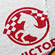 Victory Horse Logo