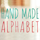 Hand Made Alphabet - VideoHive Item for Sale