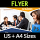 Corporate Business Flyer Template Vol.19