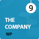 Finance Business WordPress Theme - The Company