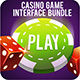 Casino Game Interface Bundle - GraphicRiver Item for Sale