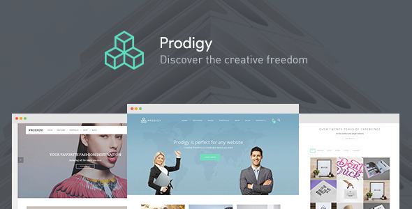 Prodigy - Impressive Multi-Purpose WordPress Theme - Miscellaneous WordPress
