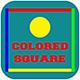 Colored Square - HTML5 Game - CodeCanyon Item for Sale