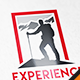 Experience Adventure Logo - GraphicRiver Item for Sale