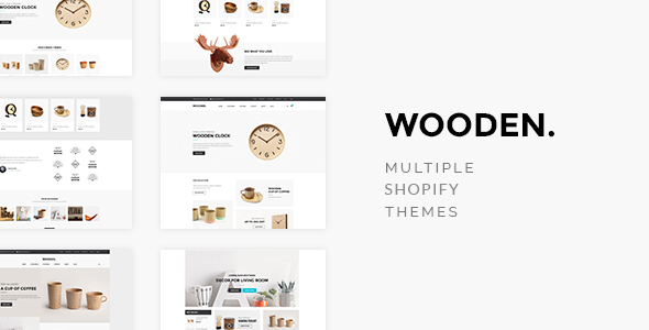 ST Wooden Shopify Theme