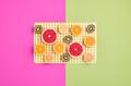 Fashion Tropical fruit. Minimal - PhotoDune Item for Sale