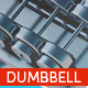 Dumbbell Stand - 3DOcean Item for Sale
