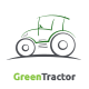 Green Tractor - GraphicRiver Item for Sale