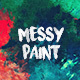 Messy Paint Backgrounds - GraphicRiver Item for Sale