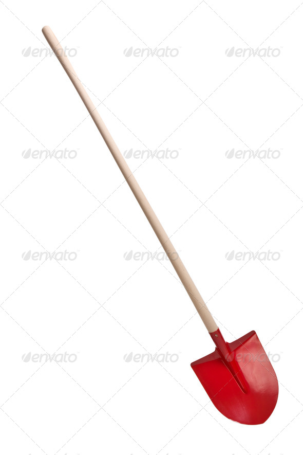 shovel - Stock Photo - Images