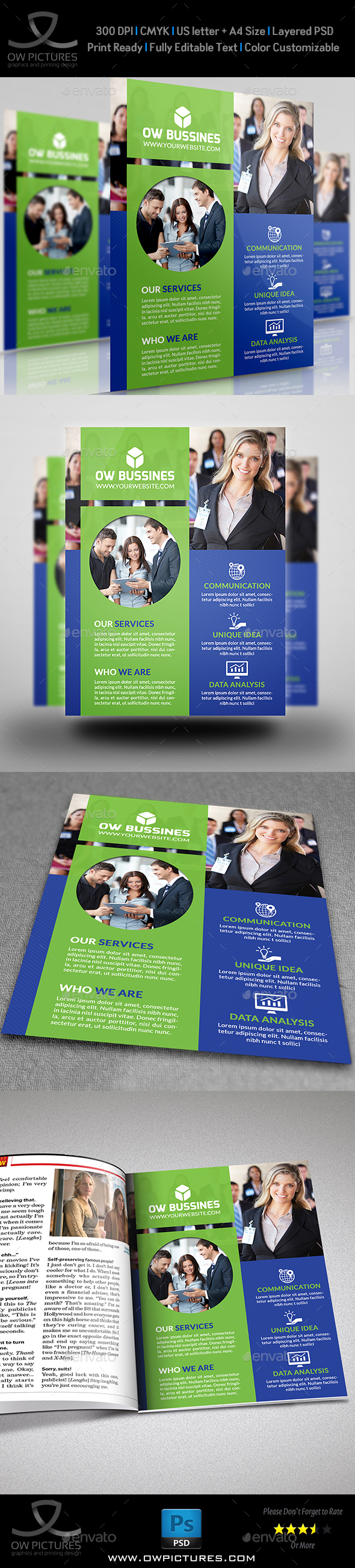 Corporate Business Flyer Vol.13 - Corporate Flyers