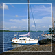 Sailing Yachts On An Anchor - VideoHive Item for Sale