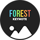 Forest - Multipurpose Keynote Template - GraphicRiver Item for Sale