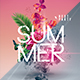 Summer Party |  Psd Flyer Templates - GraphicRiver Item for Sale