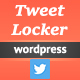 Tweet to unlock for Wordpress - CodeCanyon Item for Sale
