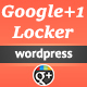 Google Plus +1 Locker for Wordpress - CodeCanyon Item for Sale