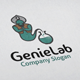 Genie Lab Logo - GraphicRiver Item for Sale