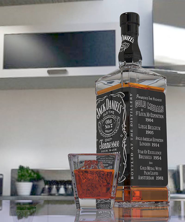 Jack Daniel's - 3DOcean Item for Sale