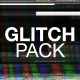 Mega 4K Glitch Pack - VideoHive Item for Sale