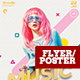 Music Fun Flyer Template - GraphicRiver Item for Sale