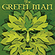 Green Man Mythical Nature Spirit - GraphicRiver Item for Sale