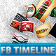 Facebook Timeline Cover | Art Director - GraphicRiver Item for Sale