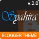 Syahira - Responsive Blogger Template Nulled