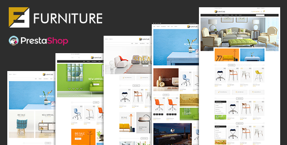JMS Furniture - Responsive Prestashop Theme - PrestaShop eCommerce
