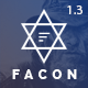 Facon - Fashion Responsive Magento 2 Theme Nulled