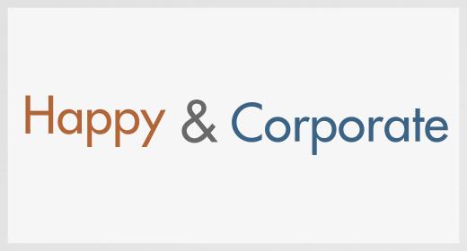 Happy & Corporate