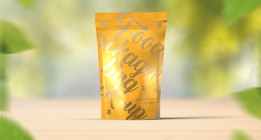 Food and Drink Packaging Mock-Ups