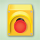 E-Stop Button - GraphicRiver Item for Sale