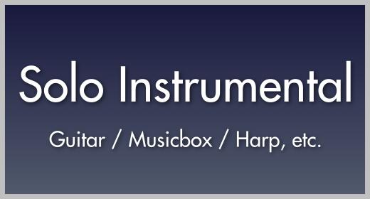 Solo Instrumental